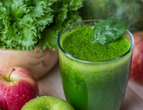 Novajuice: micropousses de kale + lime + gingembre + épinards